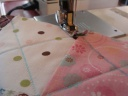 Sewing Quilting lines